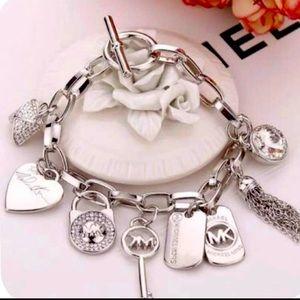 NWOT Michael Kors Toggle Bracelet